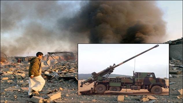 Fransız şirketleri Suudi askerlerini Yemenli sivilleri öldürmeleri için eğitiyor