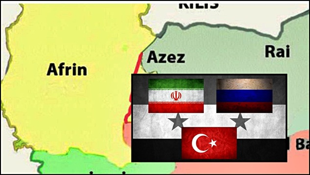 İran Türkiye'nin Afrin harekâtına nasıl bakıyor?