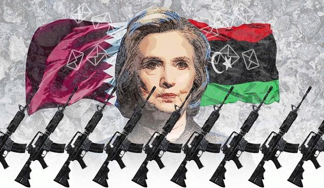Hillary Clinton: Kaos Kraliçesi ve
