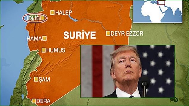 """Suriye savaşından eli boş dönen saldırı güçlerinin """"barışı önleme"""" girişimleri"""