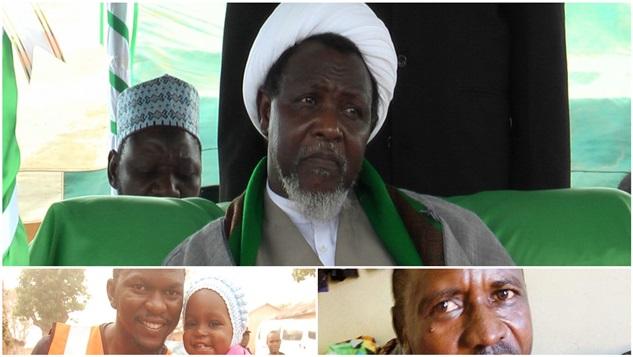 Zaria'da ailesi katledilen Nijeryalı: