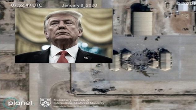 Debka File: Trump bir yalancı, Ayn el Esad üssünde ağır kayıplar var width=
