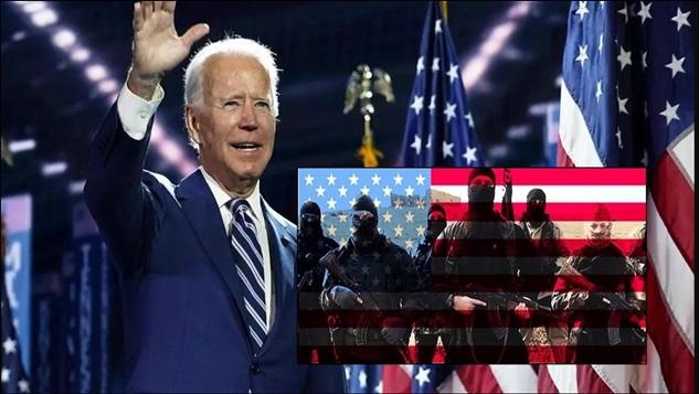 Biden'ı beklerken: Bağdat'ı kana bulayan IŞİD Washington'a selam çaktı!..