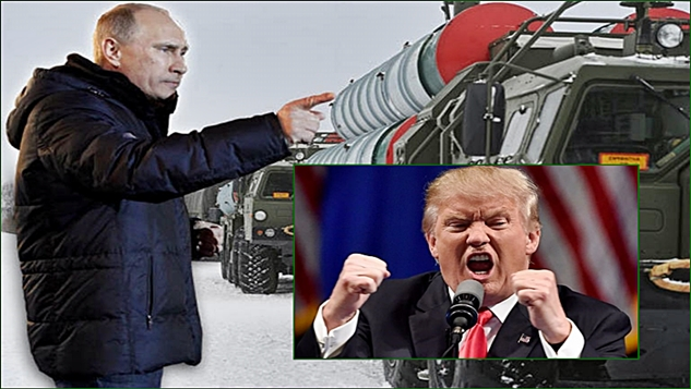 Amerika köşeye sıkıştıkça hırçınlaşıyor: Rus füzelerine karşı saldırı tehdidi