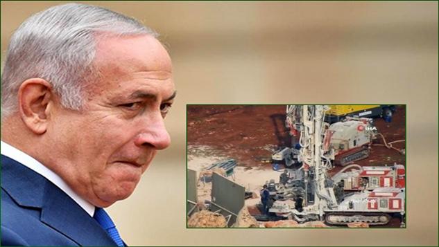 """Hizbullah tünelleri operasyonu, """"Kuzey Kalkanı"""" mı, yoksa Netanyahu'nun kalkanı mı? width="""