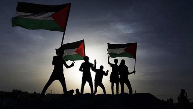 Filistin: Direnişe devam width=