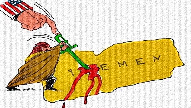 Yemen ve ABD ile Batı emperyal ortaklarının miyopluğu width=