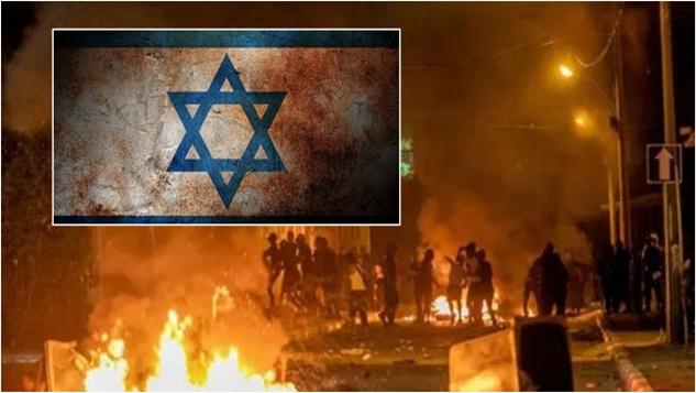 İsrail'de iç savaş