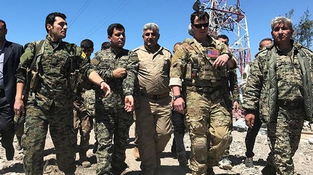 IŞİD ve PKK ile YPG'nin çözümsüz çelişkileri