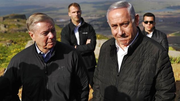 Golan Netanyahu için seçim hediyesi mi olacak? width=