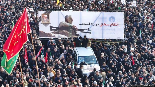 İran: Birinci yılını dolduran Kasım Süleymani Suikastı neyi başarmış oldu?