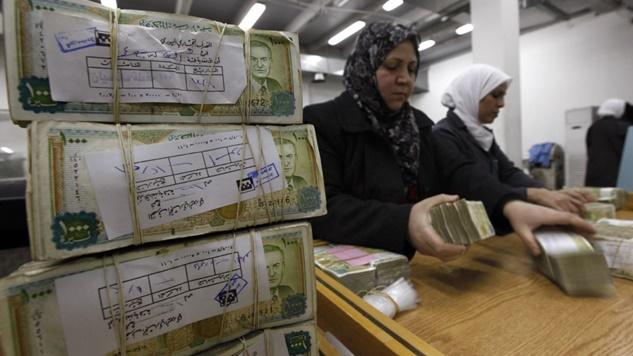 Suriye savaşının onuncu yılında, savaşın külleri altında tutuşan ekonomi ateşi width=