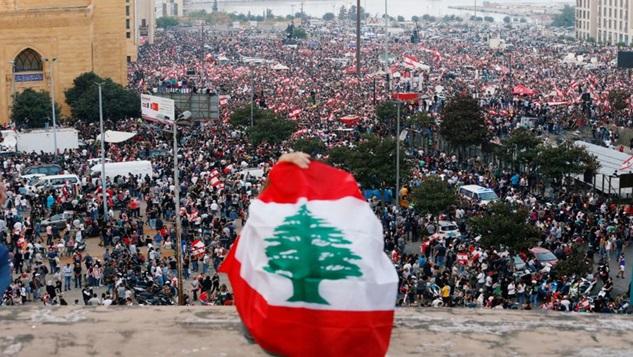 Lübnan gösterilerinin kaynağı, yabancı aktörlerin rolü ve senaryolar