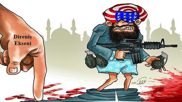 Yenilen Amerika Batı Asya'da tutunabilmek için terör örgütlerini kullanıyor