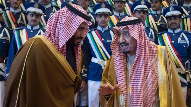 Riyad'daki kraliyet sarayı çevresinde gerçekleşen çatışma bilmecesi
