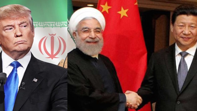 İran ve Çin, maksimum baskı altında stratejik ortaklık width=