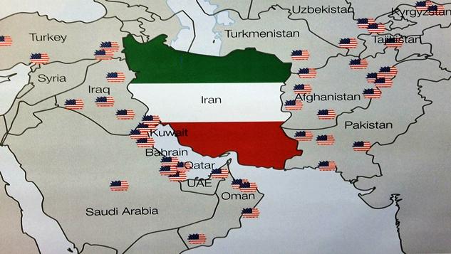Bölgede çıkarılan krizlerin hedefi: ABD egemenliği önünde bir engel olarak görülen İran