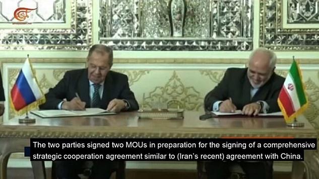 Al Mayadeen: İran ve Rusya kapsamlı bir stratejik anlaşma imzalamaya hazırlanıyor