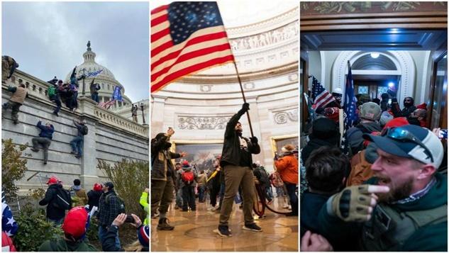 Kongre Baskını: Amerika sonrası dönemin başlangıcı ve düşüşünün sembolü