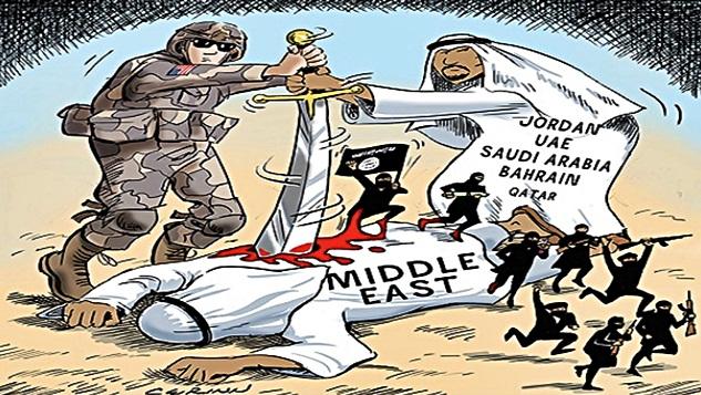 ABD'nin Suriye'ye yeni saldırısı ve Sünni İttifak