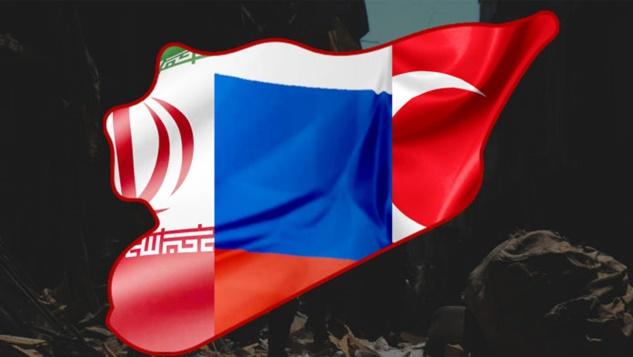 Üçlü zirvenin mesajı: Çözümün adresi Şam