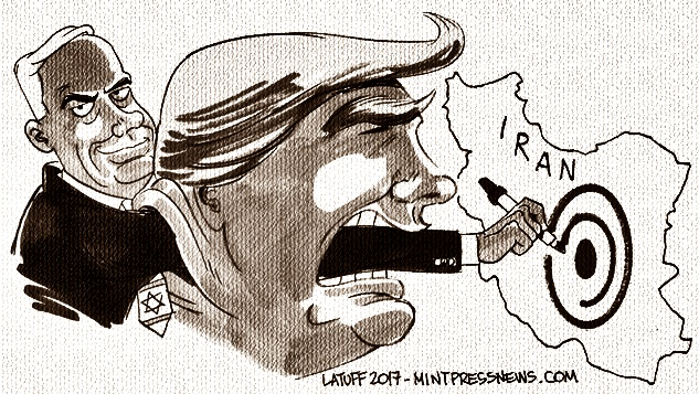 Trump ve Netanyahu İran'a savaş açmayı mı planlıyor?