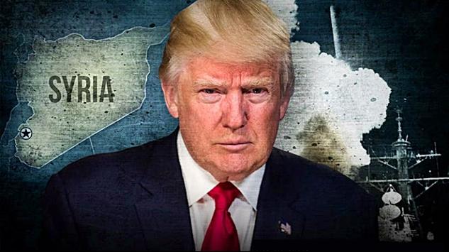 Washington, Suriye'ye büyük bir saldırının eşiğinde mi?