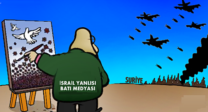 "İsrail'in tehlikeli savaş ""oyun""ları"