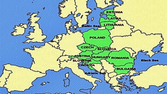 Avrupa'nın siyasi haritası değişmek üzere
