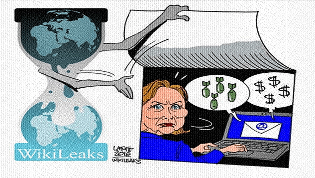 Clinton, Assange ve hakikat savaşı