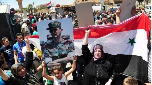 Halep ve Şam'dan sonra yeni bir stratejik zafer: Dera