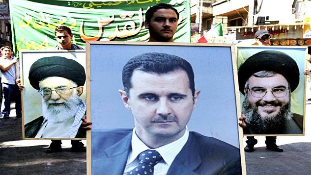 İran-Katar ilişkilerinin düzelmesi, Suriye ve Siyonist İsrail'in artan endişesi