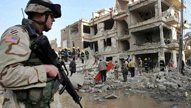 Amerika Suriye'yi kalıcı olarak işgal etmeyi planlıyor