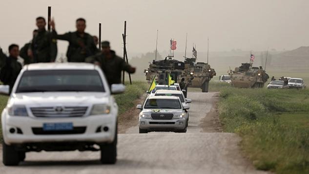 Washington'un Suriye'de oluşturduğu sınır muhafızları birliklerinin hedefleri