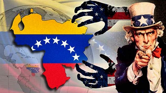 ABD namlusunu Venezuela'ya çevirdi