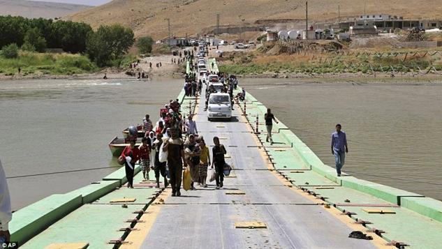 Irak'ın müdahalesi Rojava denklemini değiştiriyor