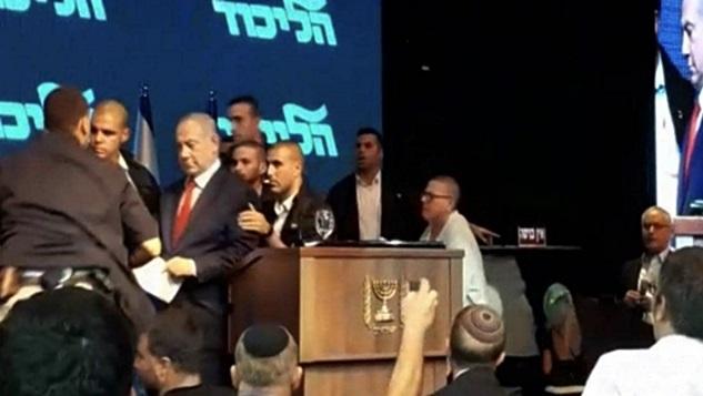 Şehid Ebu'l Ata'nın füzeleri yine Netanyahu'yu avladı