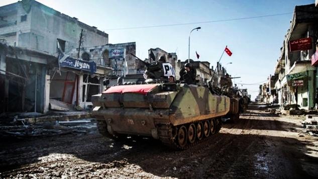 Fırat Kalkanı 2.0: İdlib yolunda hedef Kürtler