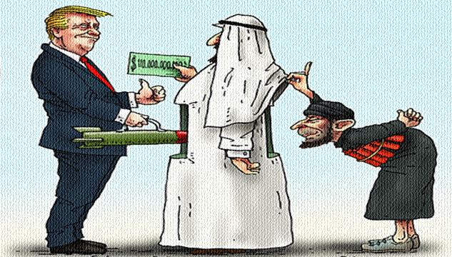 CIA ve Pentagon'un Suriye'ye karşı milyarlarca dolarlık silah kaçakçılığı