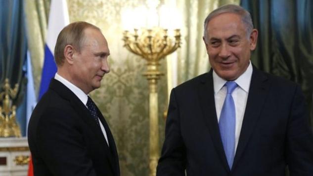 Rusya Astana'dan İsrail için vazgeçer mi?