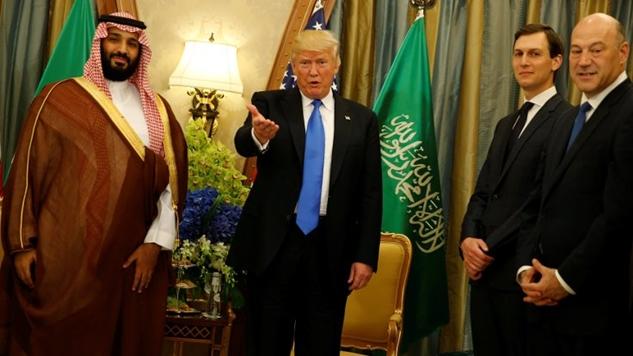 Suudi Arabistan ve Amerika'nın Suriye'ye gizli teklifi