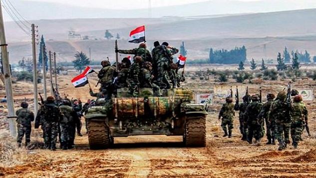 Denklem değişiyor: Suriye ordusu bugün Afrin'e girecek