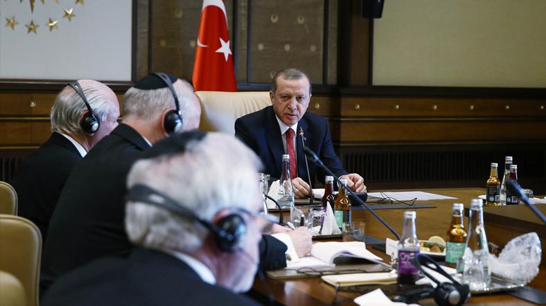 Filistinlilerden Erdoğan'a itiraz: