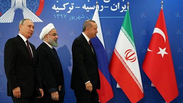 Suriye'de savaşın sona ermesi güç dengelerini Rusya ve İran lehine değiştirecek