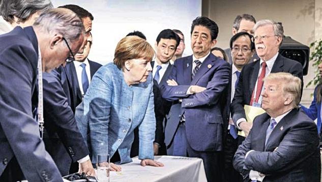 Batı artık bir bütün değil... Amerika ile Avrupa arasındaki çatlak büyüyor