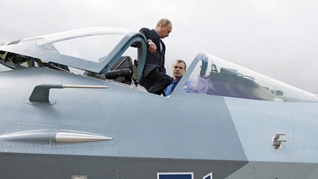 Rus dış politikasının nadide araçları Su-57 ve S-400