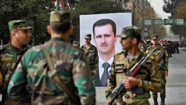 """""""İsrailliler Suriye Ordusuna karşı hesaplarını yenilemelidir"""