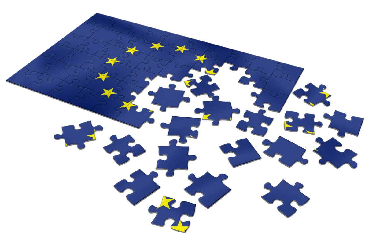 Avrupa Birliği'nin bölünmesi