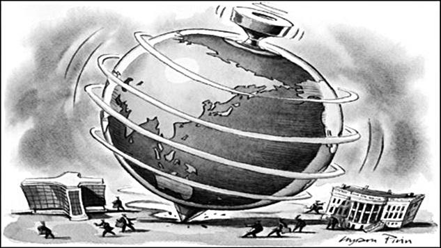 Dünyanın güç dengesi Batı'dan Doğu'ya kayıyor, dünya Asya'da yeniden kuruluyor