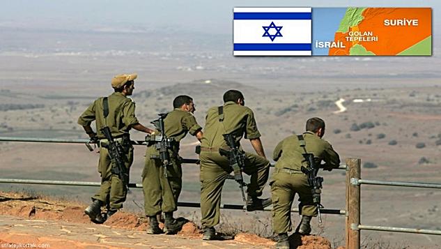 İsrail'in  provokasyonları bitmiyor: Netanyahu Trump'ın yardımıyla Golan Tepeleri'nin ilhakı peşinde